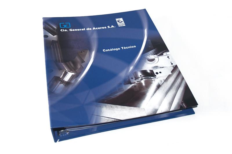 cga catalogo técnico portada