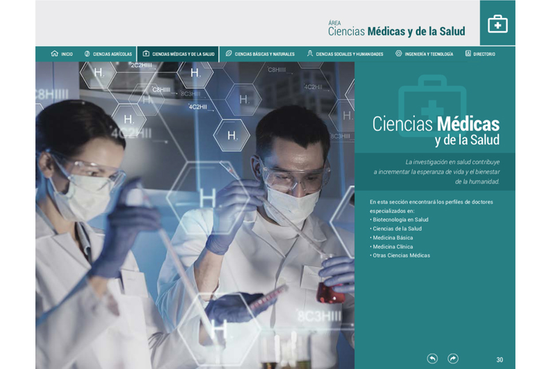 Colciencias ebook doctores