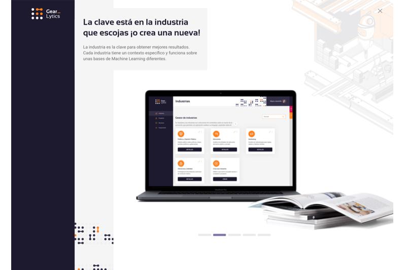 gearlytics app web