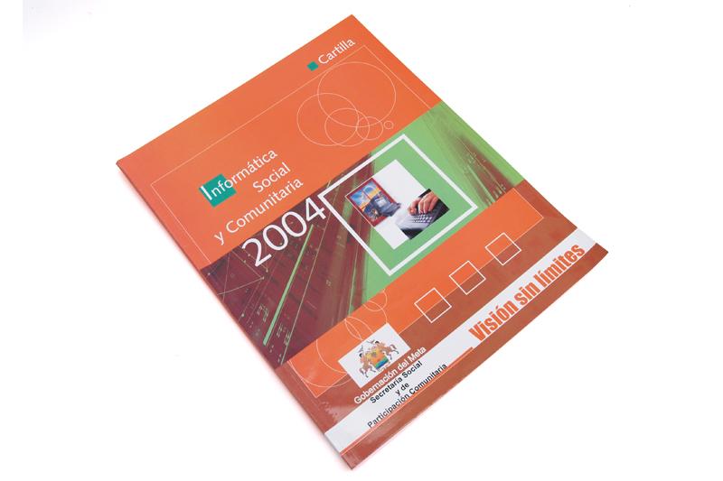 informática social y comunitaria 2004 portada