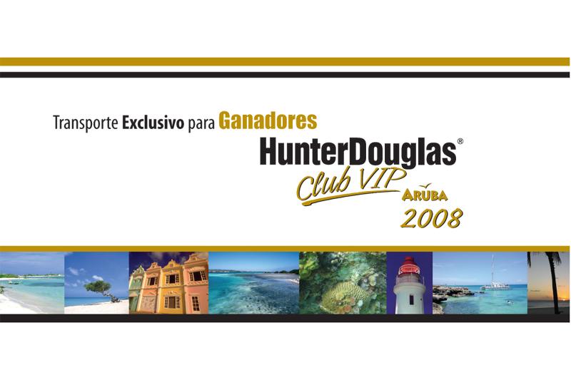 hunter douglas club vip