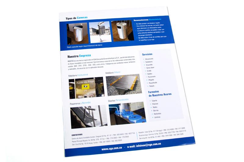 inoxtec brochure caneca barcelona