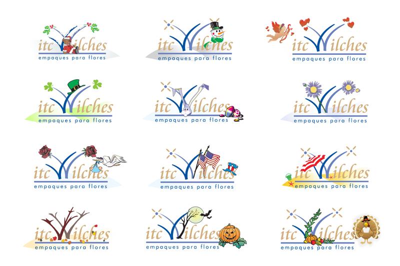 itc wilches logos de temporada
