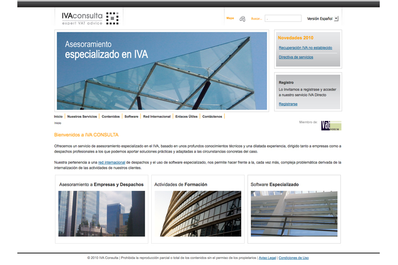 iva consulta web
