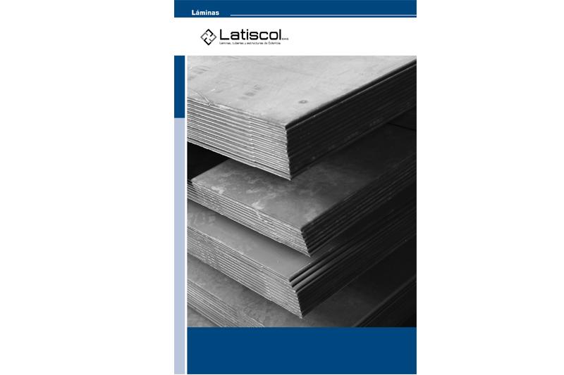 latiscol catálogo aceros