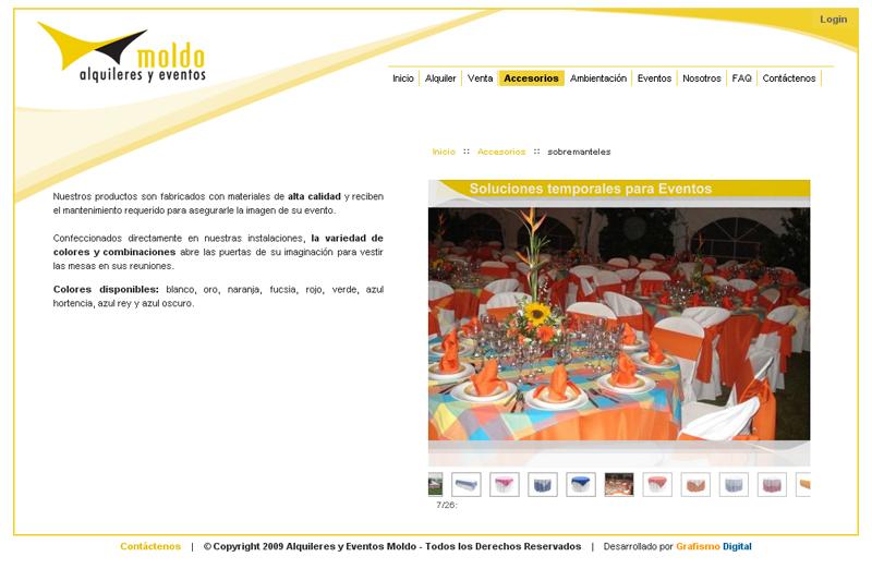 moldo página web