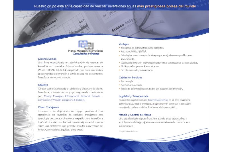 MMI brochure servicios