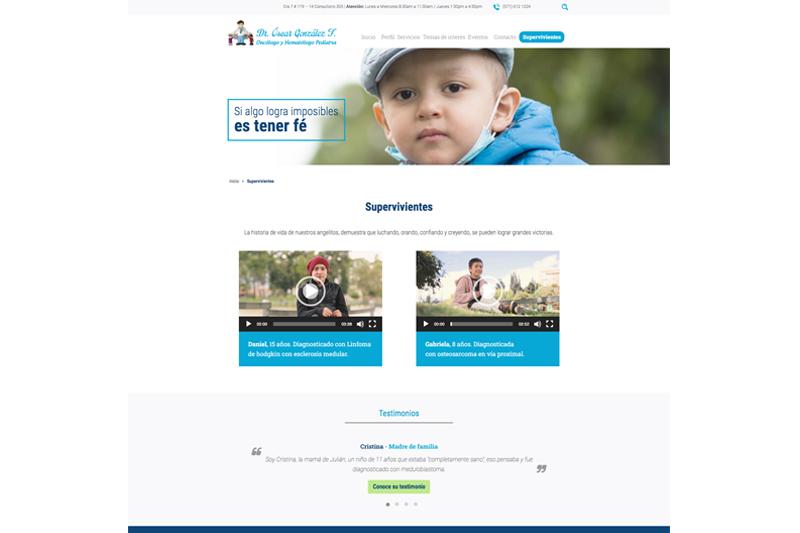 pediahope web
