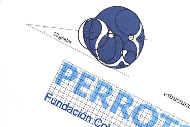 perroton geometría logo