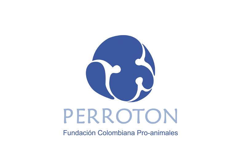 perroton logo vertical