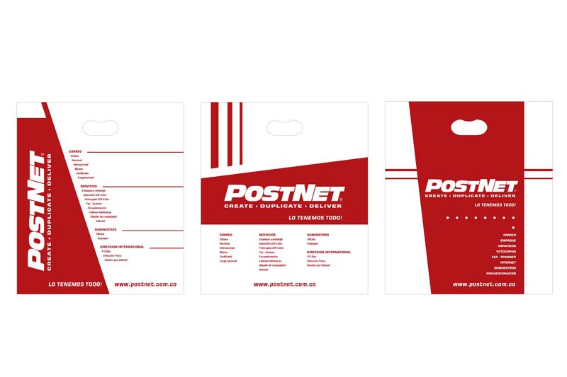 postnet bolsas