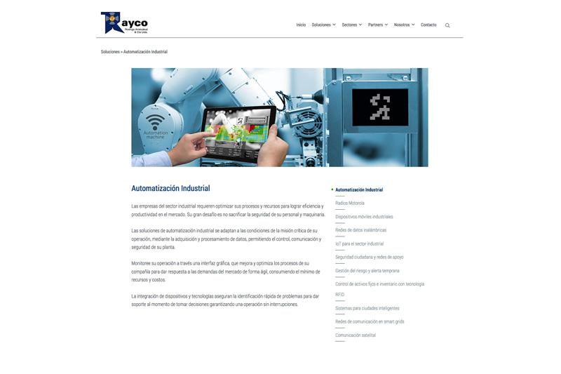 rayco web