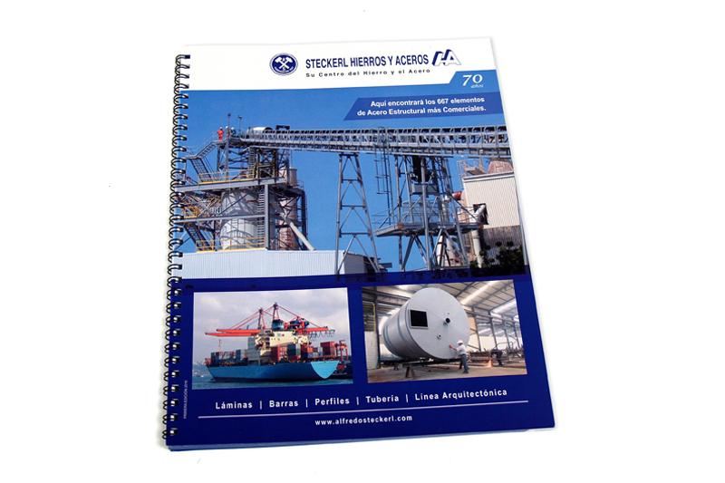 Steckerl portada catálogo