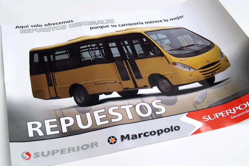 Marcopolo afiche