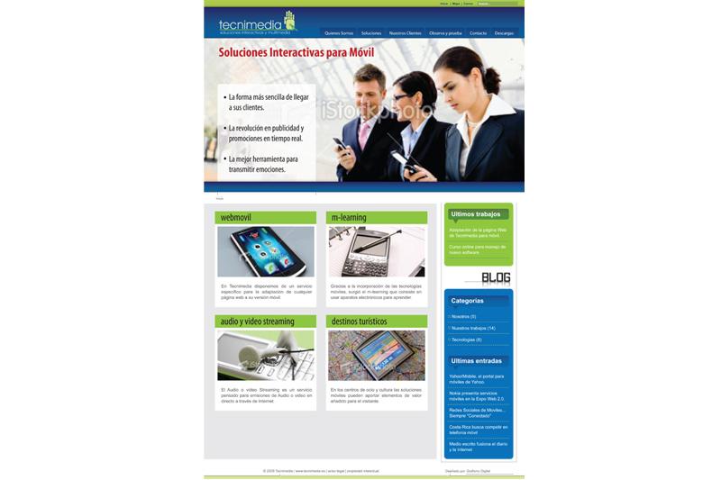 tecnimedia web