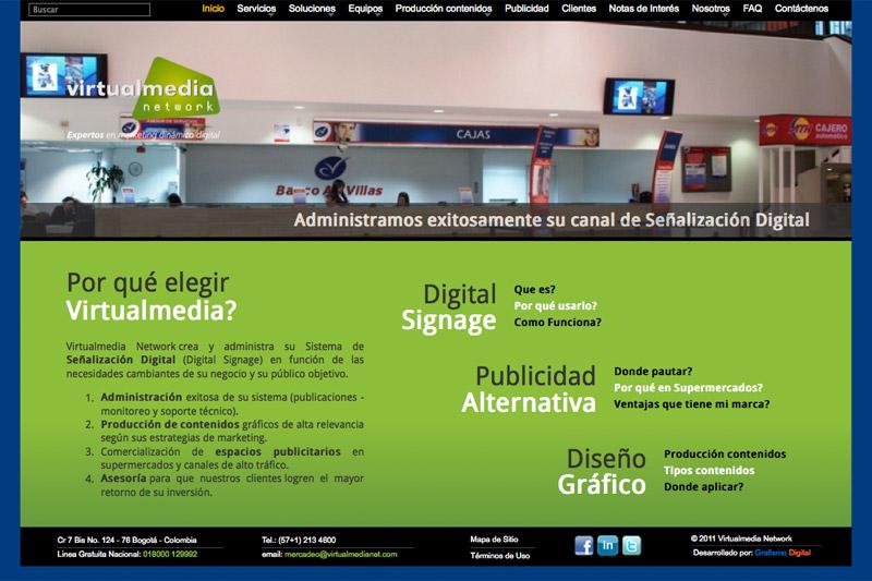 virtualmedia web