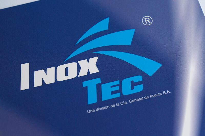 Inoxtex logo invertido